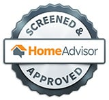 Certificate for 1 Year Successful Project Completion with HomeAdvisor