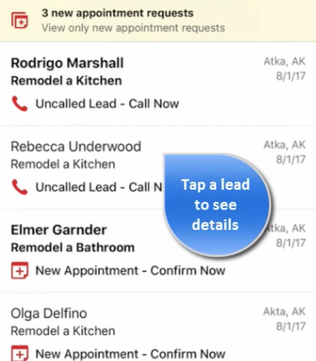 Homeadvisor Pro App 3 0 Homeadvisor Pro Center Build Your Business