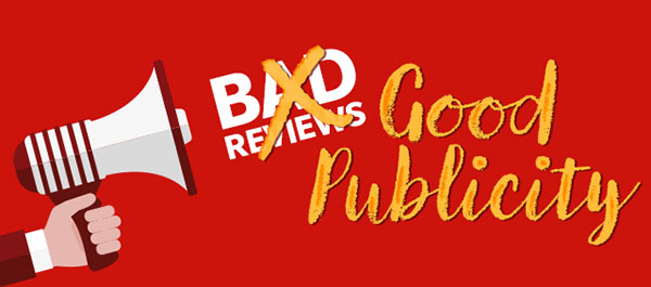 4 Ways To Get Good Publicity From Bad Reviews Homeadvisor Pro
