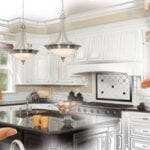 Kitchen remodel design and visualization