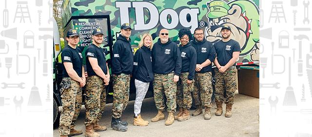 JDog Junk Removal and Hauling Team Members