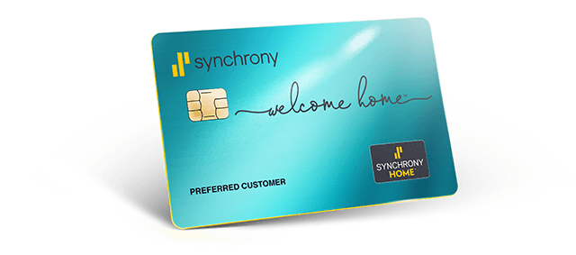 Synchrony HOME Credit Card