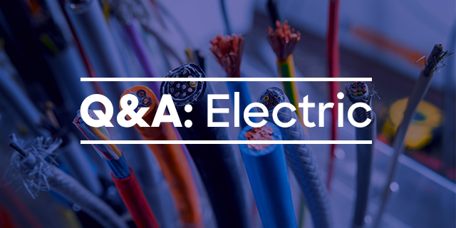 Five Questions for...Schneider Electric